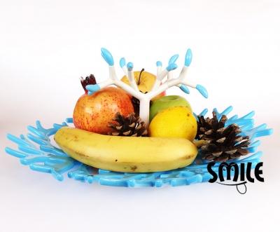 Креативна фруктиера дърво