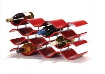 Поставки за вино - червени вълни