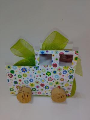 Подаръчна кутия Влак