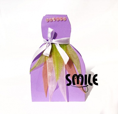 Подаръчна кутия Рокля