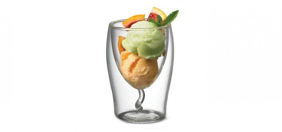 Чашa с двойни стени - тип тирбушон (малки)