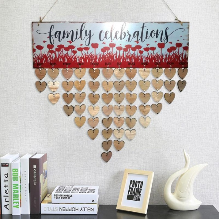Фамилен календар