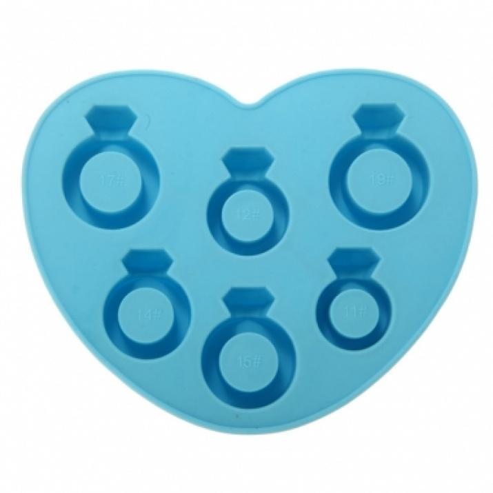 Форма за лед пръстен
