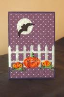 Картичка Хелоуин