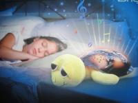 MP3 музикална лампа костенурка Кокорко