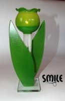 Свещник ярка зеленина
