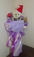 Букет Коледен мечок
