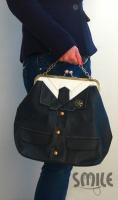 "Дамска чанта ""Училищна униформа"""