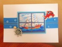 Картичка за моряци