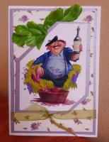 Картичка Стария винар