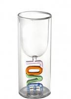 Чаши за вино Любов