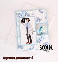Картички за лекари