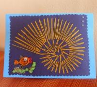 Морска картичка: Шепнеща раковина