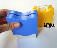 Кутия за клечки за зъби - културист