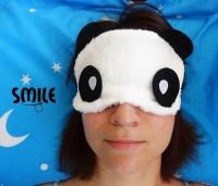 Маски за очи за сън - Веселите панди