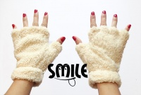 Ръкавици без пръсти - Котешка лапа