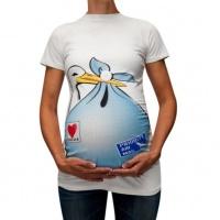 Тениска за бебе момченце размер S