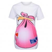 Тениска за бебе момиченце-размер С