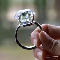 Кристален пръстен
