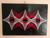 Картини String art