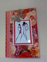 Картичка Танцуващи двойки