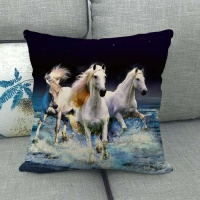 Възглавници Волните коне