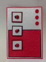 Картички с калинки