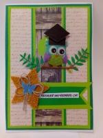 Картички за дипломирани студенти