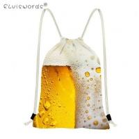 Торба за гръб 3D принт бира