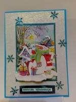 Картички Коледно вълшебство