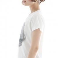 Тениска с оптична илюзия