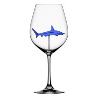 Чаша за вино акула
