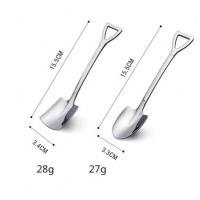 Комплект десертни виличка и лъжичка-лопата