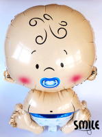 Фолиев балон бебе