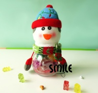 Коледени буркани за сладки и бонбони