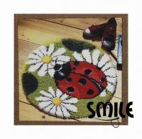 Фъкани килимчета - направи си сам