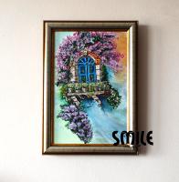 Картина Прозорецът на Жулиета