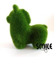 Декоративни фигурки на животни от изкуствена трева