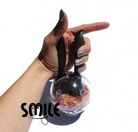 Мелничка за сол заек - ръчна