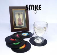 Поставки за чаши - Винилни плочи