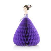 """3D картичка """"Танцуваща принцеса"""""""