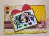 Картичка Влюбените таралежчета