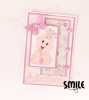 Картичка бебе момиченце