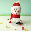 Снежен човек Усмивко