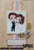 Картичка Младоженци