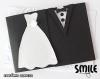 Картичка Сватбени одежди