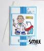 Картичка Веселият Зъболекар