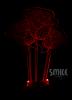 3D лампи - рози.
