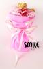 Букети от мечета за Свети Валентин - розов