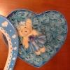 Сапун розички в светло синьо